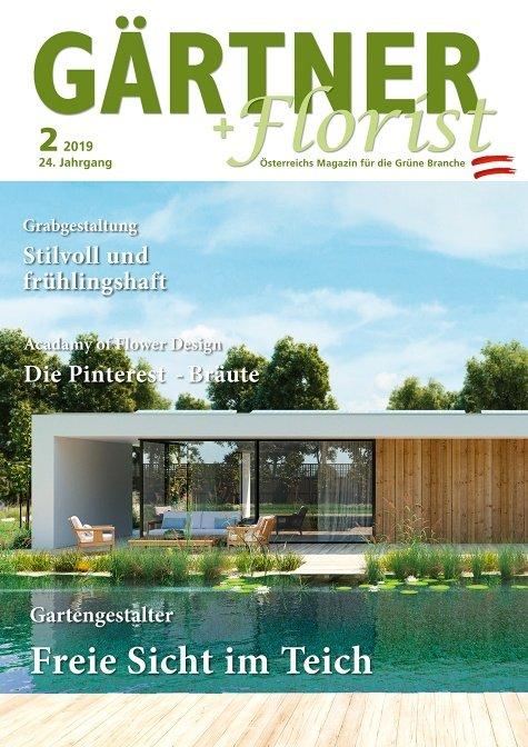 GÄRTNER+FLORIST Ausgabe 2/2019