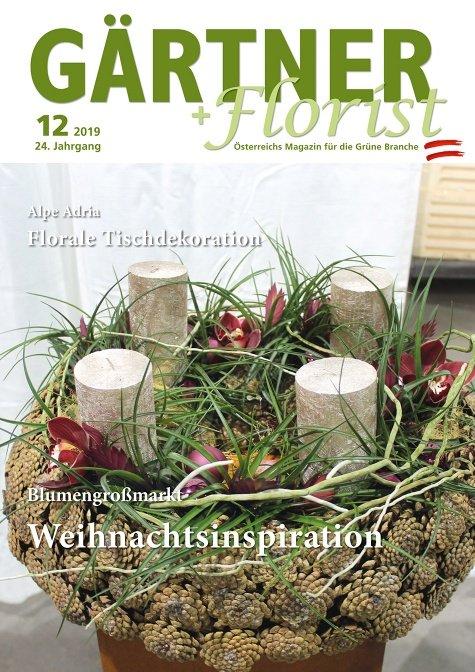 GÄRTNER+FLORIST Ausgabe 12/2019