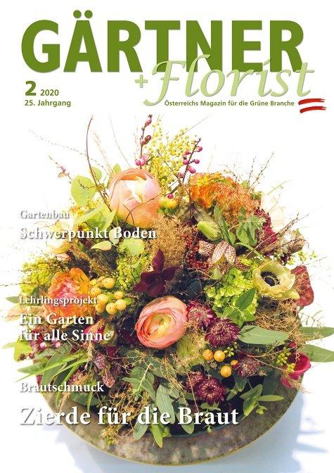 GÄRTNER+FLORIST Ausgabe 2/2020
