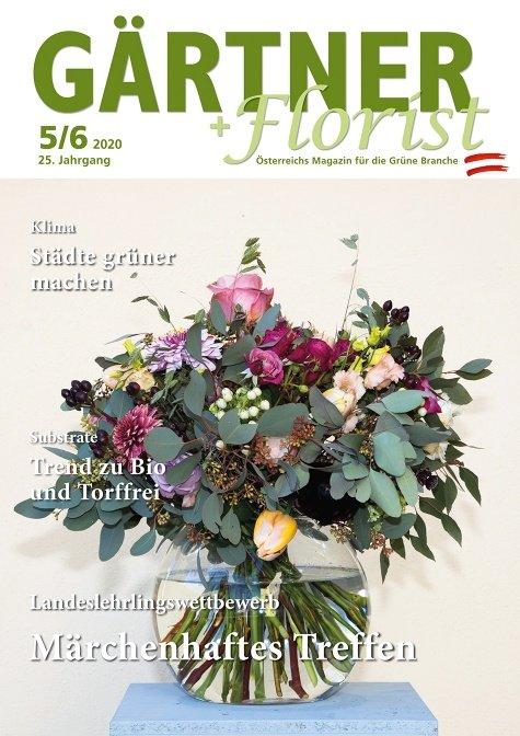 GÄRTNER+FLORIST Ausgabe 5-6/2020