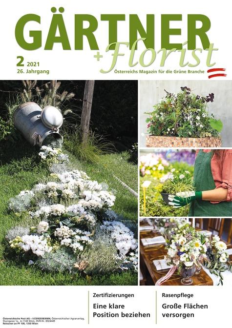 GÄRTNER+FLORIST Ausgabe 2/2021