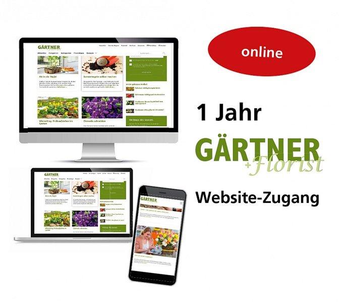 Gärtner+Florist Fachportal