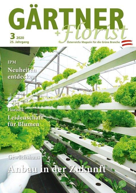GÄRTNER+FLORIST Ausgabe 3/2020