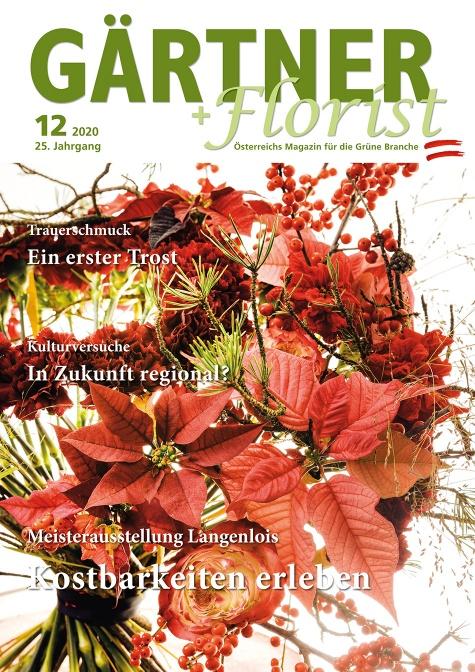 GÄRTNER+FLORIST Ausgabe 12/2020